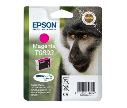 Patron Epson T0893 Magenta 3,5ml (C13T08934010)