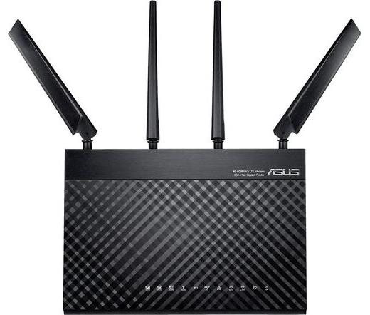 ASUS 4G-AC68U AC1900 LTE Router