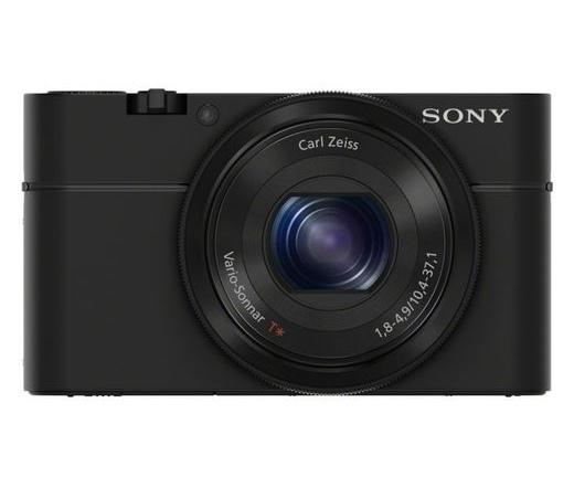 SONY DSC-RX100 Fekete