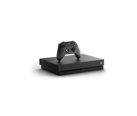 MS Konzol Xbox One X 1TB alapgép