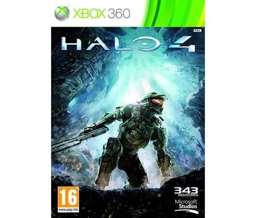 GAME XB360 Halo 4
