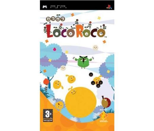 GAME PSPS LOCO ROCO Platinum