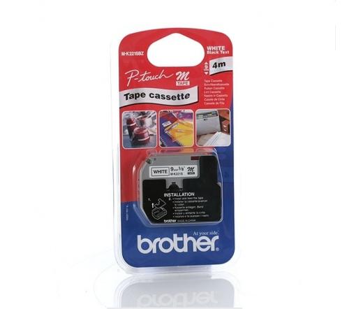 BROTHER P-touch MK-221SBZ nem laminált műanyag szalag