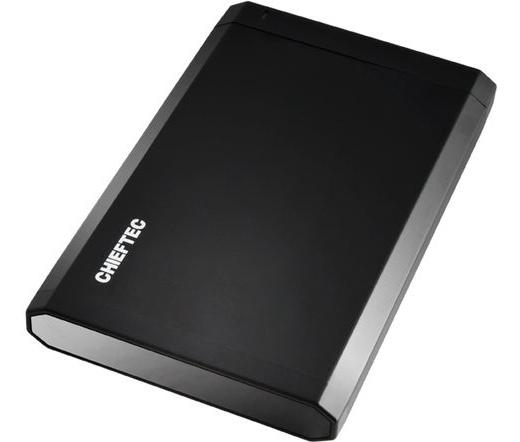 "MOBIL RACK 2,5"" CHIEFTECT CEB-2511 HDD SATA külső USB3.0 fekete"