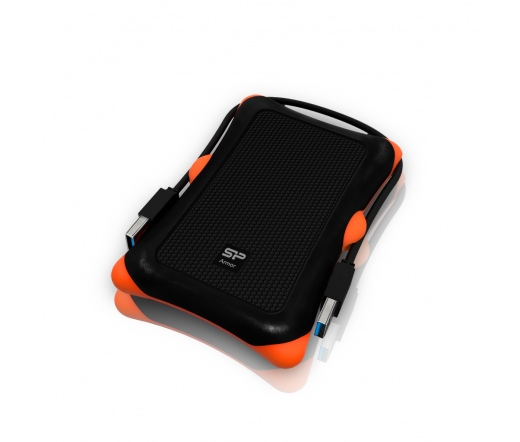 HDD EXT Silicon Power Armor A30 USB3.0 1TB Fekete