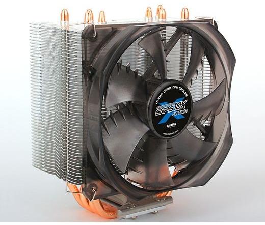 COOLER ZALMAN CNPS10X Optima CPU Hűtőventillátor