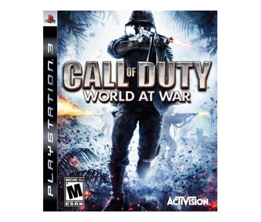 GAME PS3 Call Of Duty - World At War