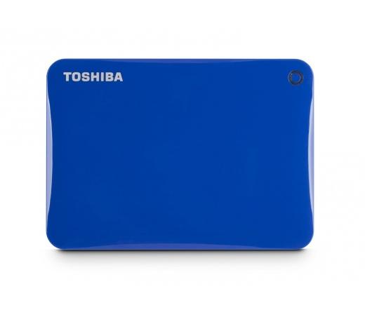 "HDD TOSHIBA Canvio Connect II 2,5"" 500GB USB3.0 Kék"