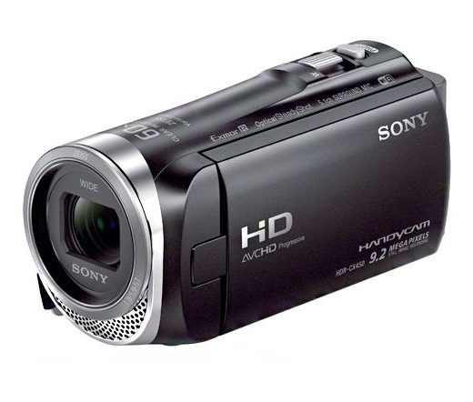 HD CAMERA SONY HDR-CX450B