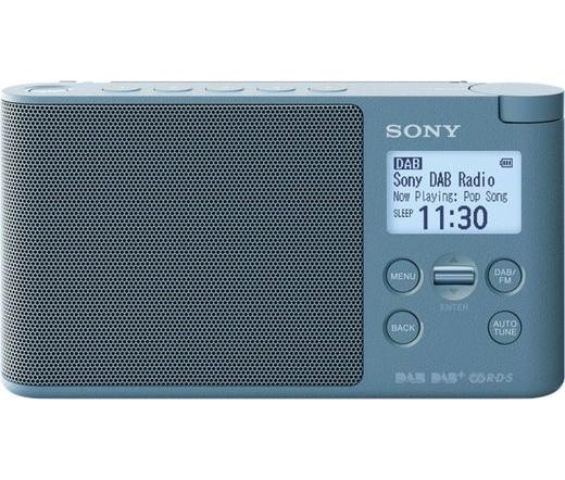 Sony XDR-S41D (Kék) DAB rádió