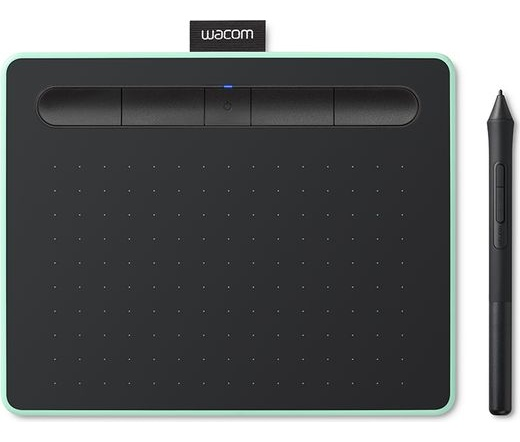Wacom Intuos S Bluetooth Pistachio North