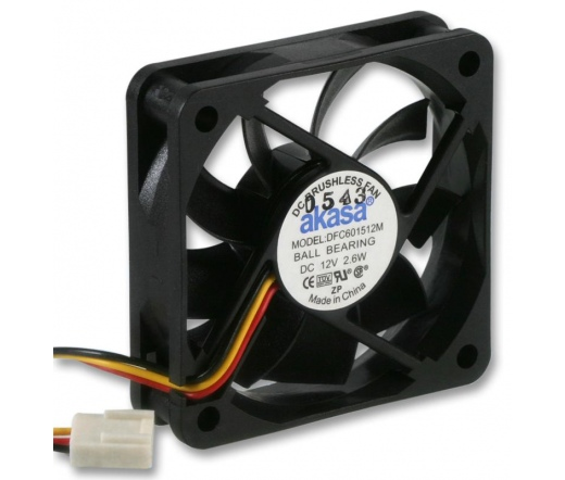 COOLER Akasa Case Fan 6cm