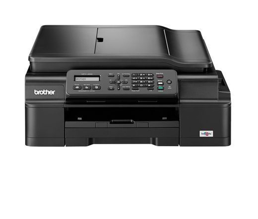 Printer Brother MFC-J200 tintasugaras MFP (fax)