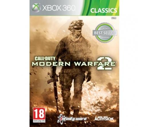 GAME XB360 Call of Duty: Modern Warfare 2 Classic