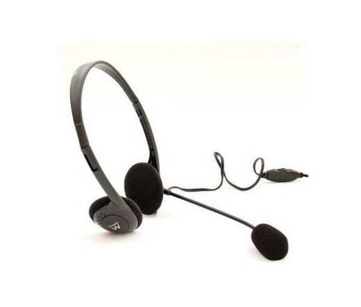 Ewent Headset with mic basic [ EW3563 ]