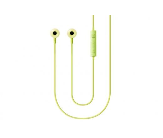 SAMSUNG HS130 sztereó headset zöld
