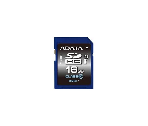 Card SDHC CARD Adata 16GB UHS-I CL10