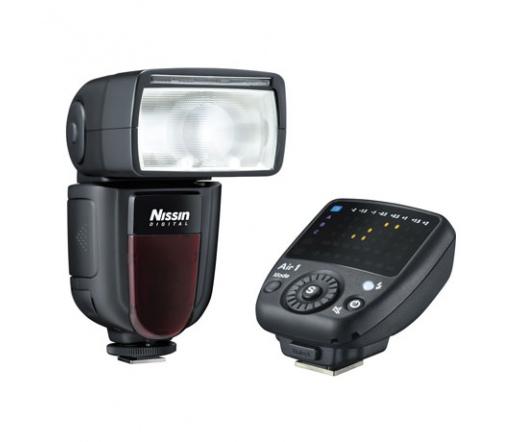NISSIN Di700A & Commander Air 1 vaku szett (Nikon)