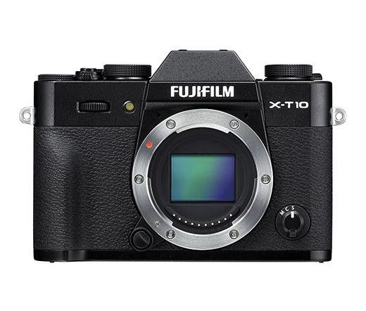 FUJIFILM X-T10 Fekete váz