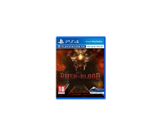 GAME PS4 Until Dawn Rush of Blood VR