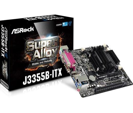 MBO Asrock J3355B-ITX