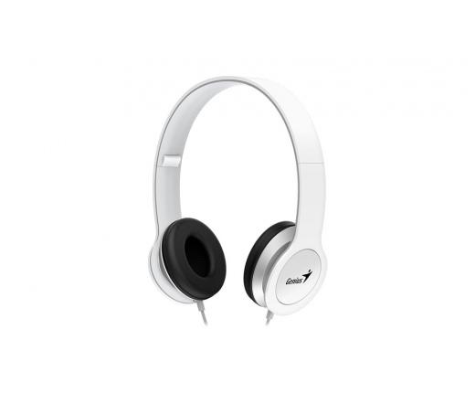 GENIUS Headphone HS-M430 Headset Fehér