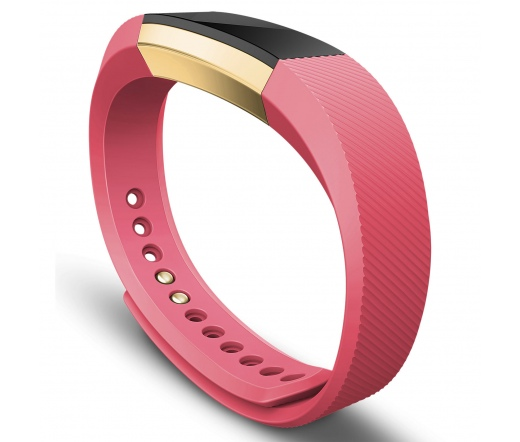 Fitbit Alta Gold/Pink Large