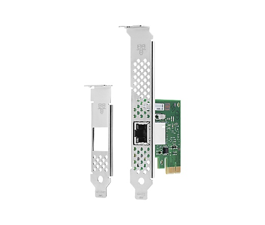 HP LAN Intel Ethernet I210-T1 GbE NIC PCIe x1 + Low Profile Bracket (E0X95AA)