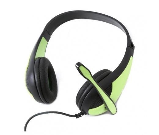 OMEGA Freestyle Headphone FH4008G Hi-fi Zöld