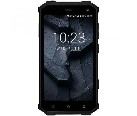Prestigio Muze G7 16GB Dual SIM ütésálló okostelefon fekete
