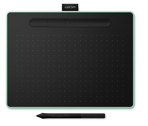 Wacom Intuos M Bluetooth Pistachio North