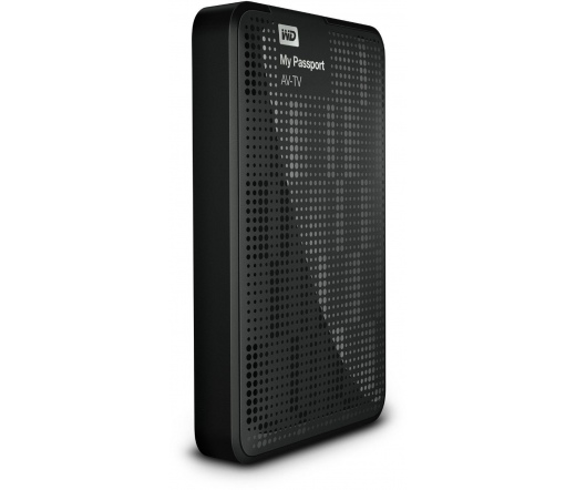 HDD EXT WD My Passport AV-TV 500GB USB3.0