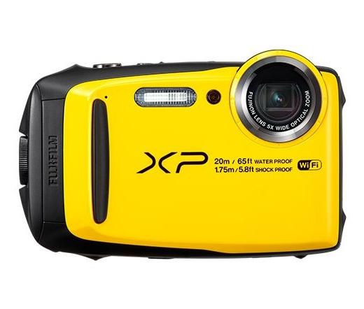 FUJIFILM XP120 Sárga