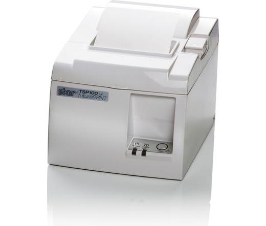 Star TSP100 nyomtató, vágó, USB, fekete, 4 év garancia!!!