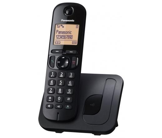 TEL Panasonic KX-TGC210PDB Dect Telefon szürke