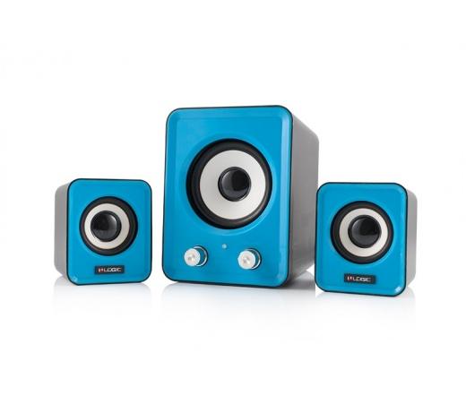 ModeCom Logic LS-20 hangszóró kék