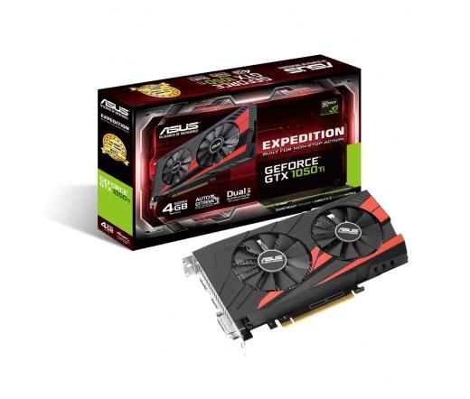VGA Asus EX-GTX1050TI-4G 4GB DDR5