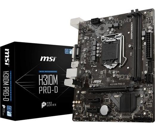 MBO MSI H310M Pro-D