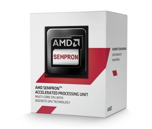 CPU AMD Sempron 2650 1,45GHz AM1 BOX