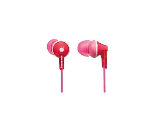 Panasonic RP-HJE125 fülhallgató pink