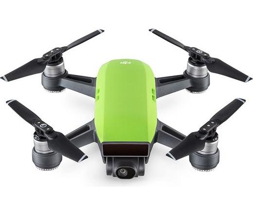DJI Spark - zöld