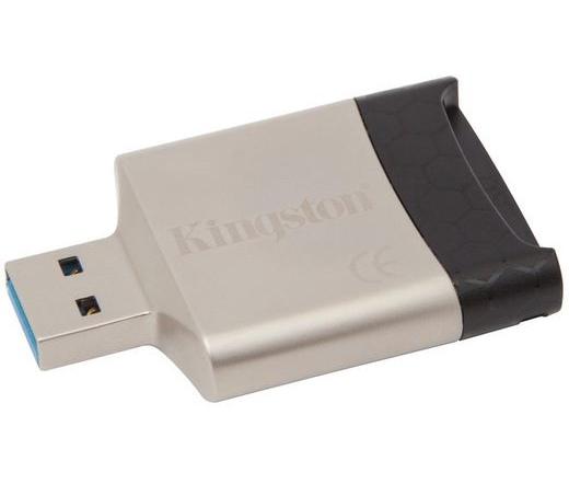 CARD READER KINGSTON MobileLite G4 SD/microSD USB3...