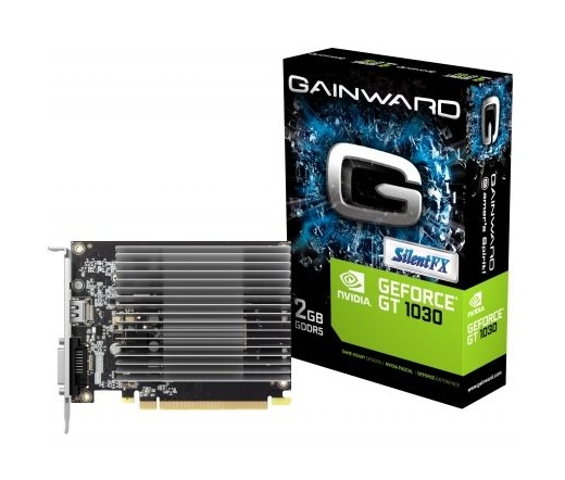 VGA GAINWARD GT 1030 2GB SilentFX