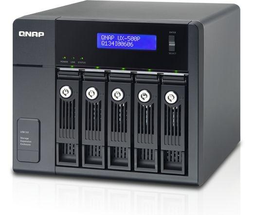 NAS QNAP UX-500P Expansion Unit 5 bays