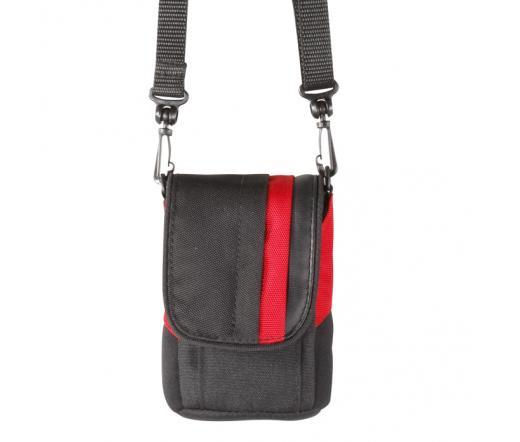 VANGUARD PAMPAS 6A RED fotó/videó táska, fekete