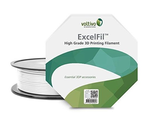 Voltivo ExcelFil 3D ABS 1,75mm  white