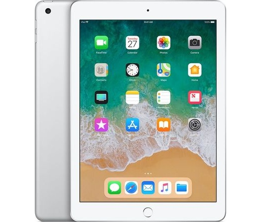 "Apple iPad 9,7"" 32GB Wi-Fi (6. gen) silver"