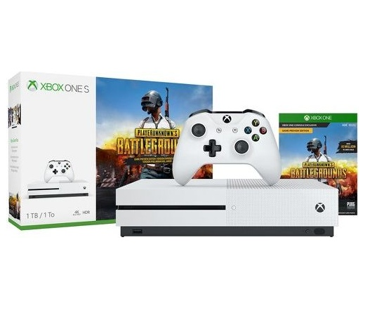 XBOX One S 1TB + PlayerUnknown´s Battleground