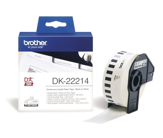 BROTHER P-touch DK-22214 címke