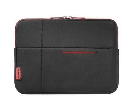 """SAMSONITE Laptop Sleeve 13,3"""" Black/Red/Airglow Sleeves"""